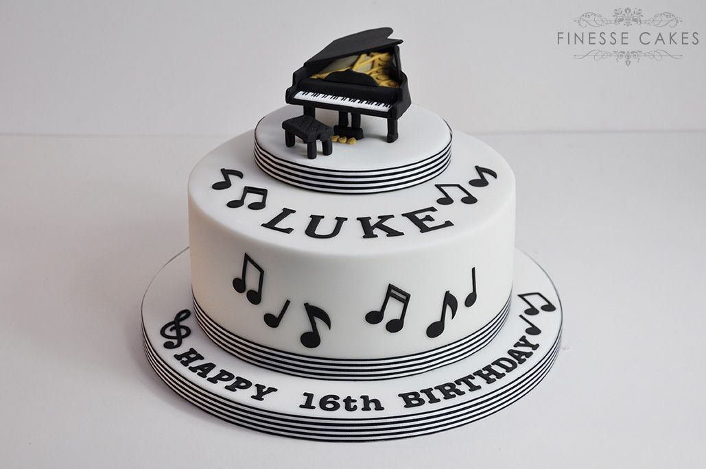 cakes for men piano essex hockley